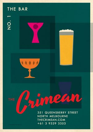 The Crimean Poster The Bar