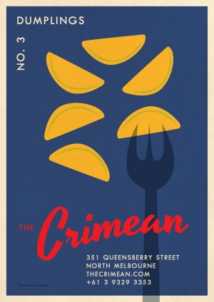 The Crimean Dumplings Poster